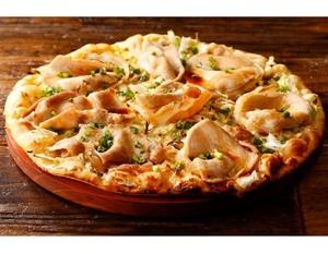シェーキーズ「豚丼風ピザ」