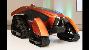 完全無人で自律走行できるハイテクトラクターをクボタが開発
