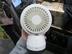 花粉も細菌もキャッチ! 卓上利用できるUSB空気清浄機