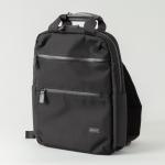 PCメーカーが考え抜いたビジネスバッグが通勤で便利! 10秒でリュックからショルダーに変身する「SIGOSOTO BACKPACK PRO」