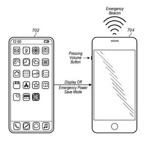 iPhoneは将来、遭難時にSOS発信できるようになるかも