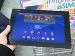 超薄型・軽量のAndroidタブ!「Xperia Z2 Tablet」の中古品が1万円切りから