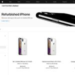 米アップルで整備済みiPhone XS販売