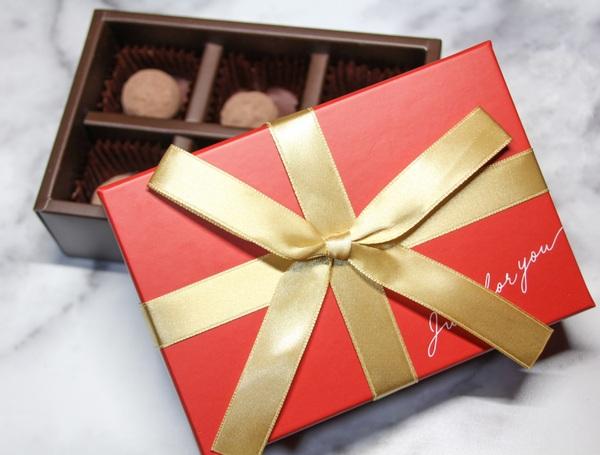 バレンタインをチョコっと楽しみたい
