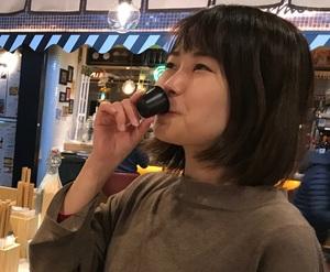 10種の酒を飲んで自分の味覚を知るサービスが楽しい