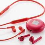 アクティブノイズキャンセリング&完全ワイヤレスか、ネックバンド型か、ファーウェイのイヤホン2製品どっちを選ぶ!?