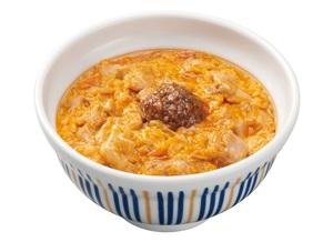 なか卯、名古屋コーチン100%使用の高級親子丼