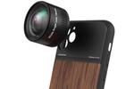 1秒着脱でiPhone XS Maxが一眼レフ並みに!マグネット式レンズセット