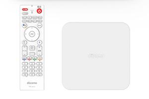 ドコモ、4K HDR対応のAndroid TV端末「ドコモテレビターミナル02」