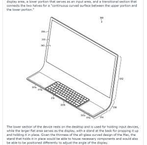 アップル、ガラス製Mac作る特許出願