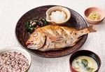 大戸屋、旬の「連子鯛」炭火焼き定食