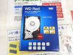 【価格調査】Western Digitalの10TB HDDが3万6780円に値下がり