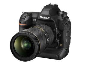 ニコン史上最強のAF性能をうたう一眼レフカメラ「ニコン D6」を3月から発売