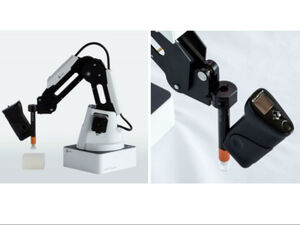 やわらかさを数値化するセンサーとロボットアームを組み合わせたソリューション