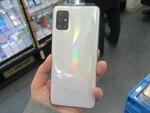 4眼カメラ搭載で約4万3000円! 高コスパのミドルスマホ「Galaxy A51」