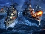 『World of Warships』にイギリス重巡洋艦6隻が技術ツリーに登場