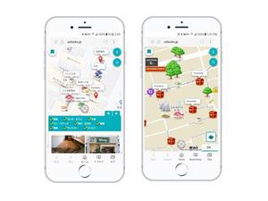 凸版印刷、地域のイベント情報などを簡単に発信できるサービス「UNLOCKS」