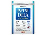 """ダイドードリンコ、""""プレミアム""""なDHAサプリ「活性型DHA セサミン配合」"""