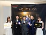 シャープの2021年は全部5G! 今春発売の8K+5Gスマホ「AQUOS R5G」
