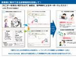 医師の働き方改革を実現 医療クラーク搭載電子カルテ【3/19体験展示】