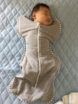 寝ない子がスヤスヤ…「奇跡のおくるみ」が最高