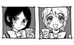 『ハニカム』りっちゃん&トッキーのグラスが完成!