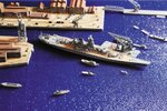 地上航行模型シリーズ1/700戦艦大和