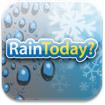 起動すれば降水確率が分かるiPhoneアプリに惚れた!