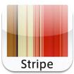 ストライプの壁紙を量産できるiPhoneアプリに惚れた!