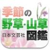 色やサイズで野草が分かるiPadアプリに惚れた!