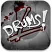 ドラムスを気持ちよ~く叩けるiPadアプリに惚れた!