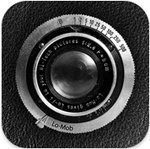 【iPhoneアプリ】アナログフィルムの雰囲気を堪能する『lo-mob』