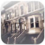 【iPhoneアプリ】ドキドキする背景ぼかし写真をつくる『Blurred Photo』