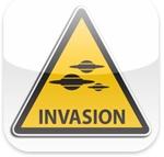 【iPhoneアプリ】三連休は『UFO 写真 メーカー』で宇宙人と遊ぼう