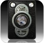 【iPhoneアプリ】メカ的ギミックに興奮する高機能カメラ『Iron Camera』