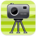 【iPhoneアプリ】傾きを自動補正するカメラ『トライポッドカメラ』