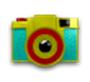 【Androidアプリ】ホルガふうモノクロ写真が撮れるカメラ『Black and White Toy Camera』