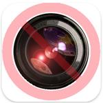 【iPhoneアプリ】シャッター音が小さくなる『静音シャッターカメラ』