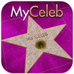 【iPhoneアプリ】自分に似てる有名人を探しだすカメラ『MyCeleb』