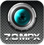 【iPhoneアプリ】iPod touchが高画質になるカメラアプリ!?『7.0 Megapixel Camera +ZOOM』を試してみた