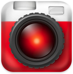 """【iPhoneアプリ】風景を""""かつて存在した世界""""に変えるカメラ『Plastic Bullet』"""