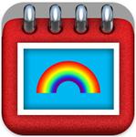 【iPhoneアプリ】写真に魔法の虹を出現させる『Magic Rainbow』