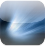 【iPhoneアプリ】写真のなかの光を増幅させるアプリ『Rays』