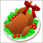 【iPhoneアプリ】A TURKEY -LET'S EAT!- - RucKyGAMESアーカイブ vol.005