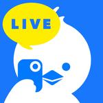超手軽にTwitter連動の生放送ができるAndroidアプリがイカス!
