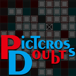 【iPhoneアプリ】Pictcross Doubt - RucKyGAMESアーカイブ vol.024