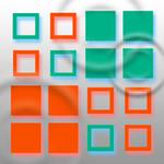 【iPhoneアプリ】SquareBlockPuzzle/SquareBlockPuzzle lite - RucKyGAMESアーカイブ vol.028
