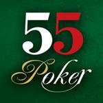 【iPhoneアプリ】55Poker/55Poker LITE - RucKyGAMESアーカイブ vol.033