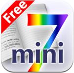 ツイッターやFacebookで手書きの交流を可能にする! 7notes mini無料版登場