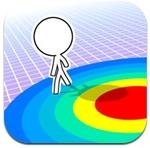 週アス×iPhoneゲーム:これまたワンタップだけで楽しい! 全世界1000万ダウンロード突破のおすすめターザンアクションゲーム『Mr.AahH』